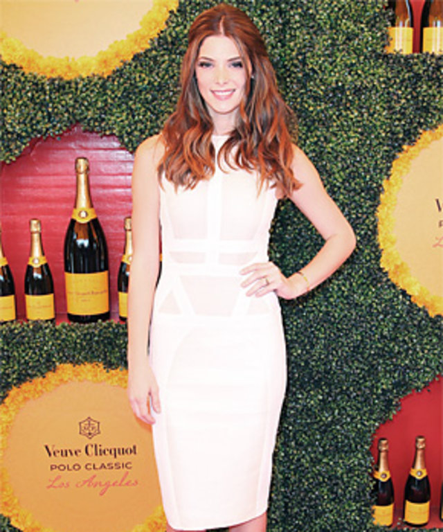 Ashley Greene Antonio Berardi