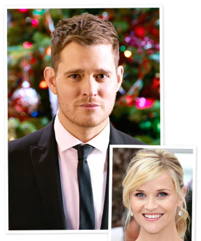 Michael Buble Reese Witherspoon