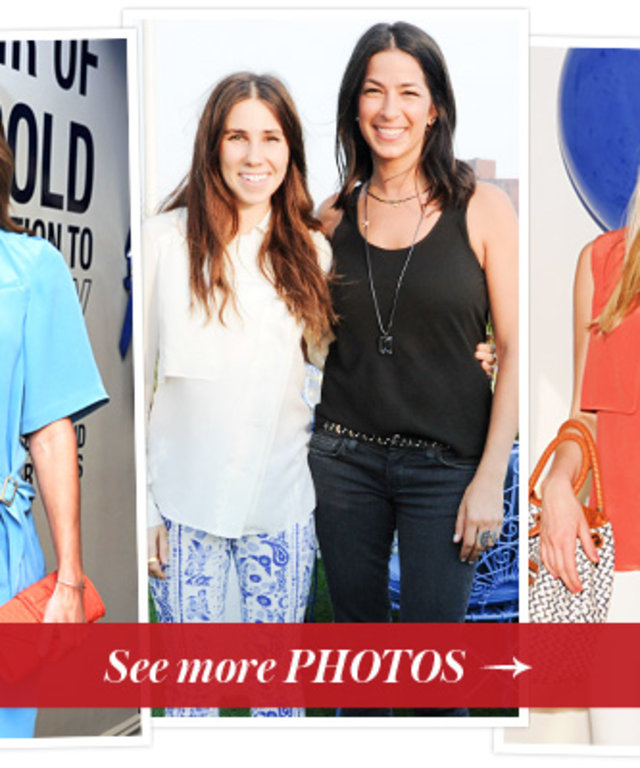 Rebecca Minkoff Denim Launch