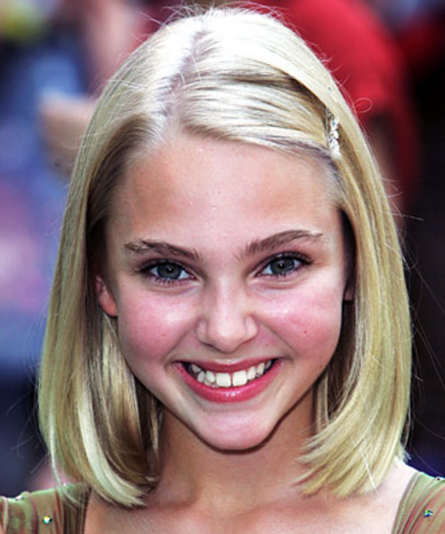 AnnaSophia Robb - Transformation - Hair - Celebrity Before and After