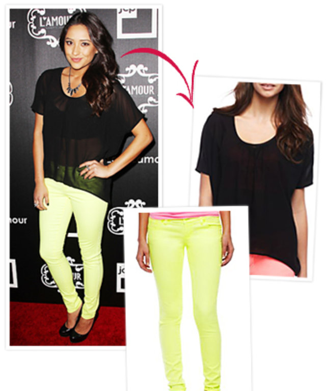 Shay Mitchell jcp