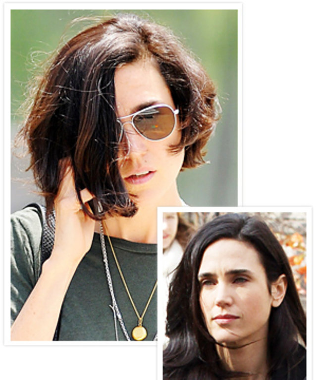 Do You Like Jennifer Connelly S Short Hair Tell Us Instyle
