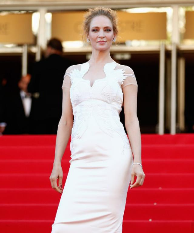 Cannes Gallery: Uma Thurman