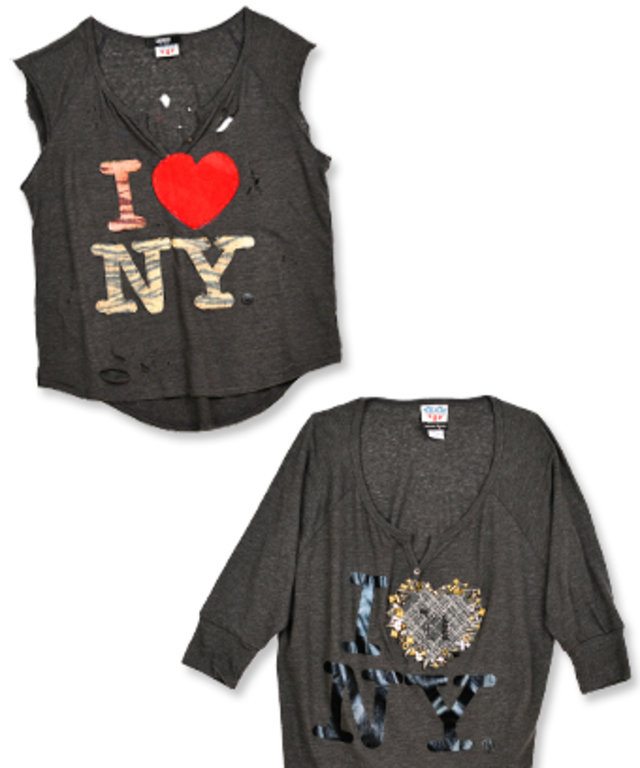 I Love NY T-Shirt, Save the Garment Center