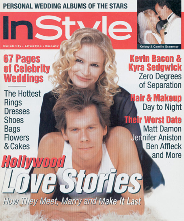 Kevin Bacon and Kyra Sedgwick Anniversary