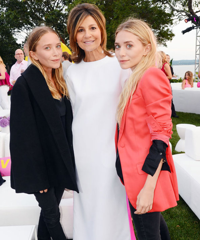 Mary-Kate Olsen, Lisa Perry, Ashley Olsen
