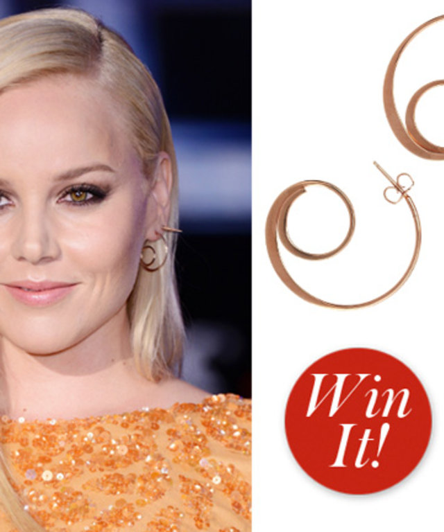 Abbie Cornish, Slight Jewelry