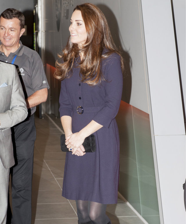 Kate Middleton in Goat Dress