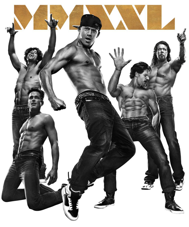 Magic Mike Poster - Lead
