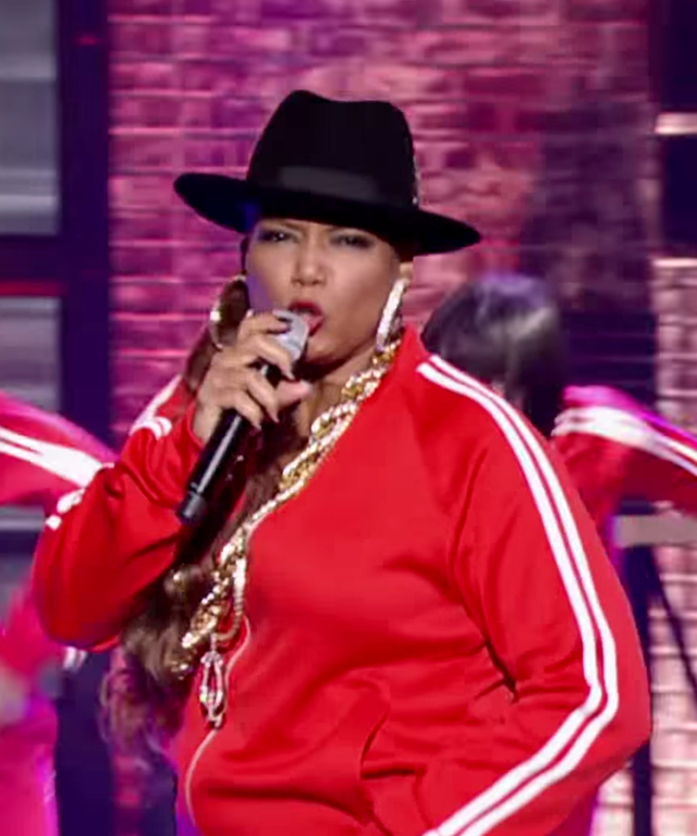Lip Sync Battle with Queen Latifah