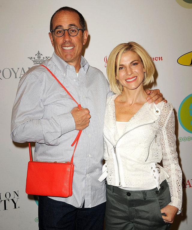 Jerry and Jess Seinfeld