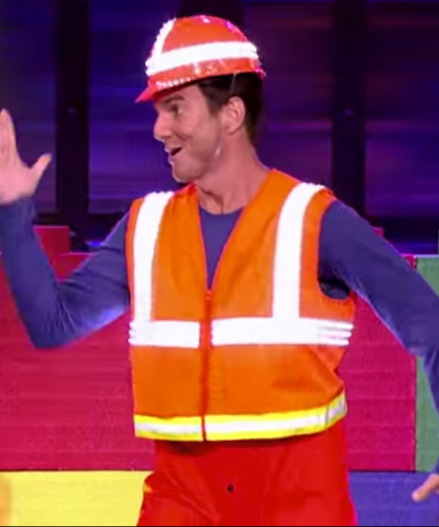 Wil Arnett on Lip Sync Battle