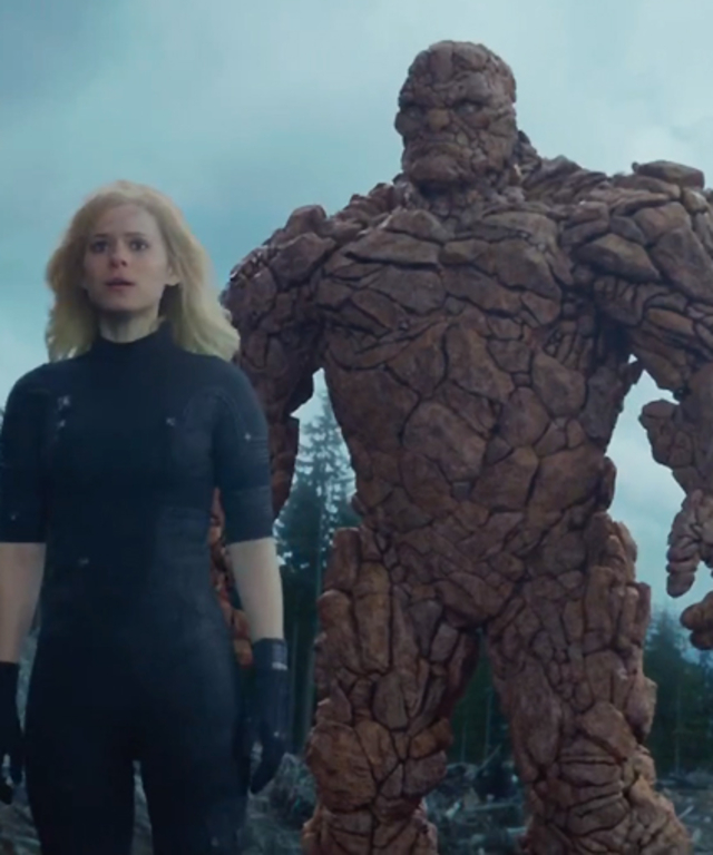 Fantastic Four Trailer - Lead