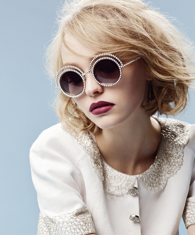 Lily Rose Depp for Chanel - Lead