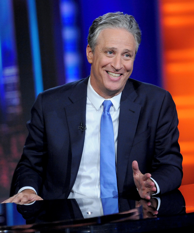 The Daily Show With Jon Stewart  #JonVoyage