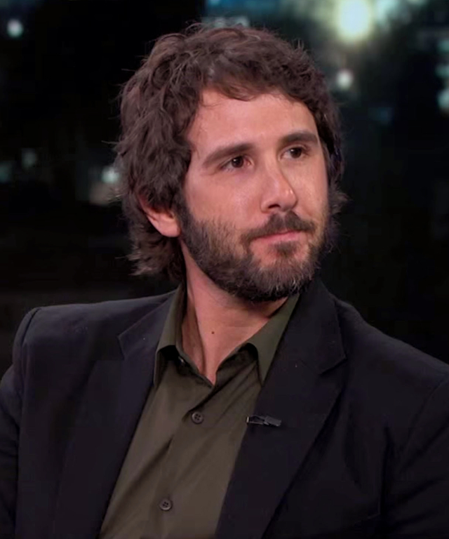 Josh Groban on Jimmy Kimmel LIve!