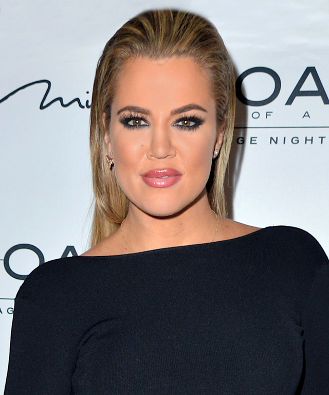 Khloe Kardashian At 1 OAK Nightclub