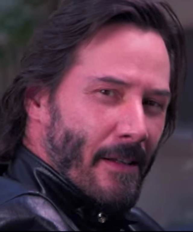 Keanu Reeves on Jimmy Kimmel Live!