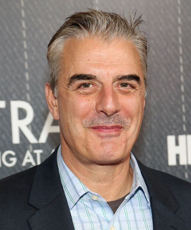 """Actor Chris Noth attends the """"Sinatra: All Or Nothing At All"""" New York Screening at Time Warner Center on March 31, 2015 in New York City. (Photo by Monica Schipper/FilmMagic)"""