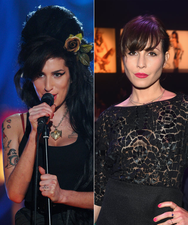 Noomi Rapace - Amy Winehouse - LEAD