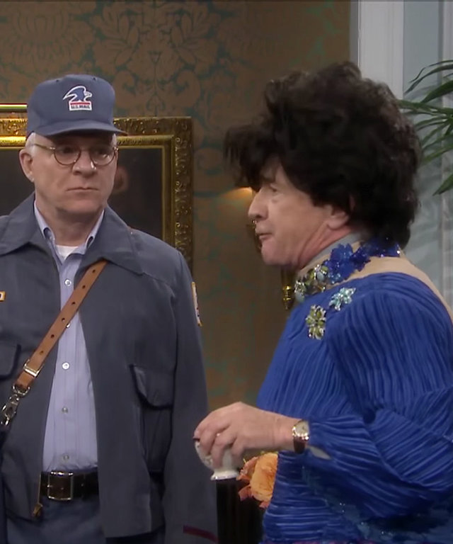 Jimmy Fallon - Martin Short - Steve Martin