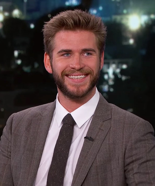 Liam Hemsworth - Jimmy Kimmel - LEAD