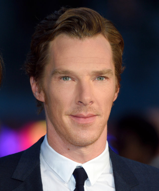 Benedict Cumberbatch attends a screening of 'Black Mass' during the BFI London Film Festival at Odeon Leicester Square on October 11, 2015 in London, England.