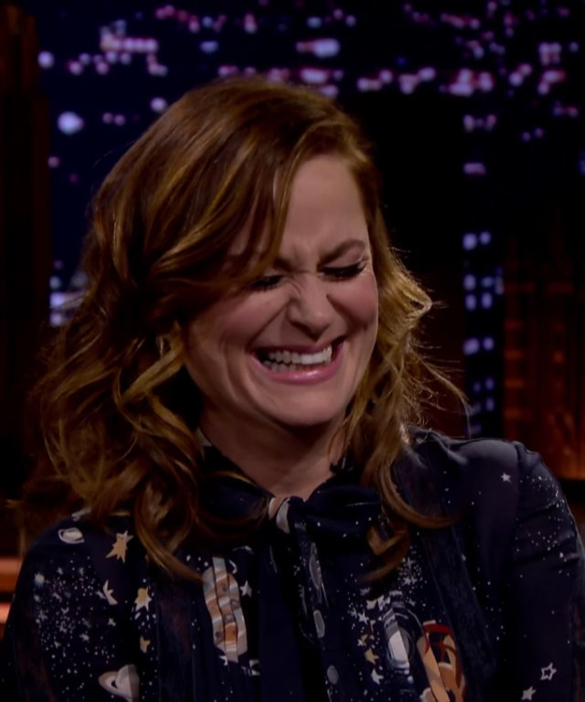 Amy Poehler on Jimmy Fallon