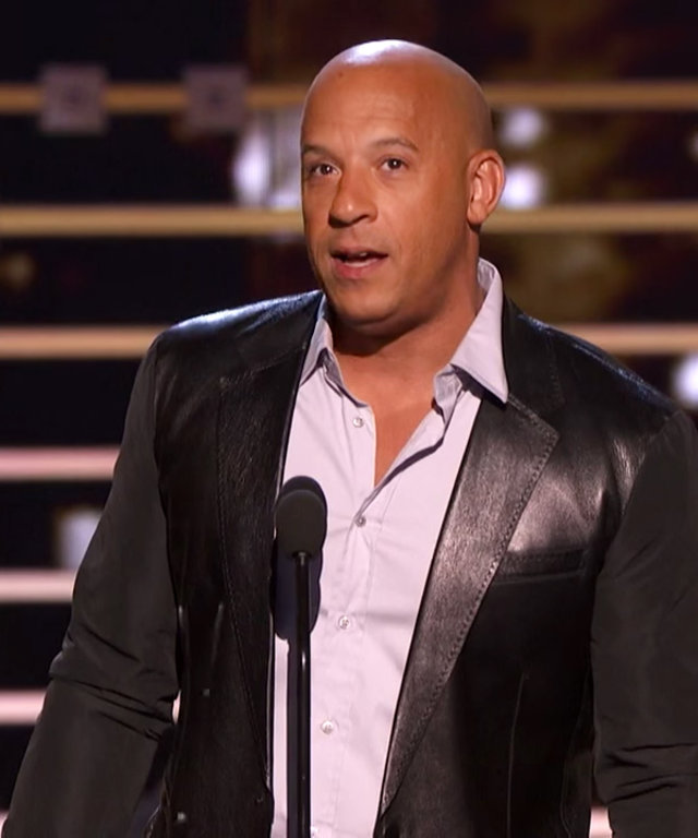 Vin Diesel Speech - People's Choice Awards