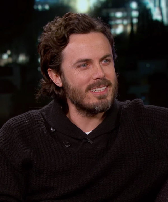 Casey Affleck - Jimmy Kimmel