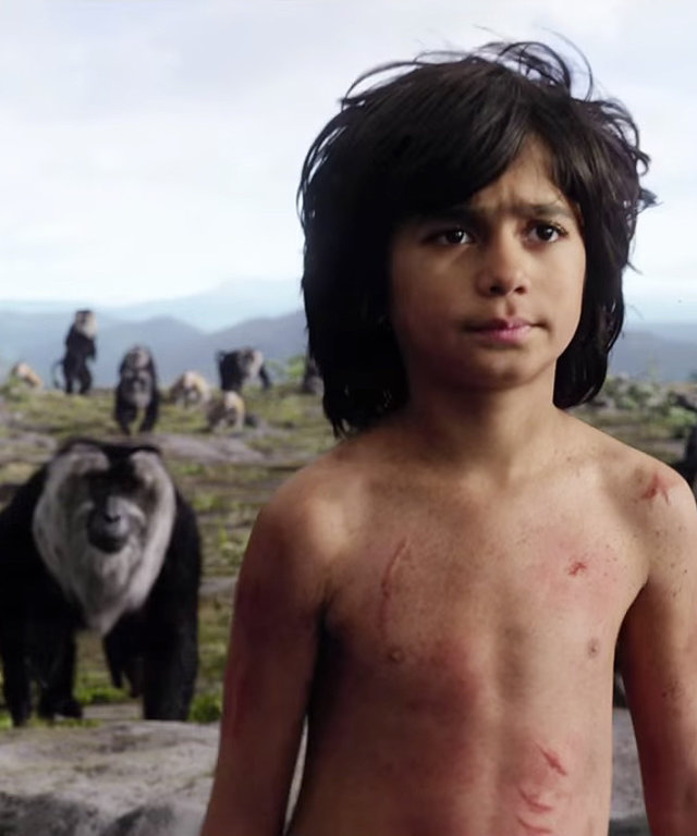 The Jungle Book - Trailer