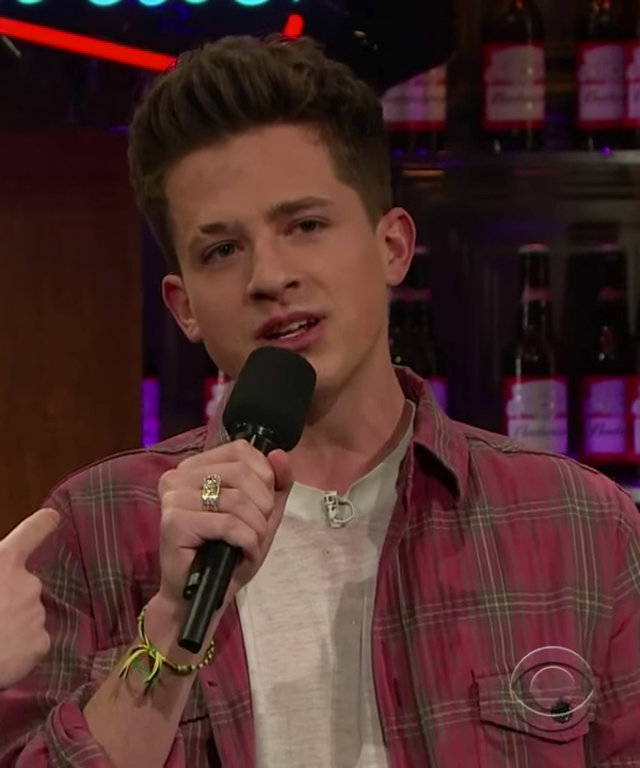 Charlie Puth - James Corden