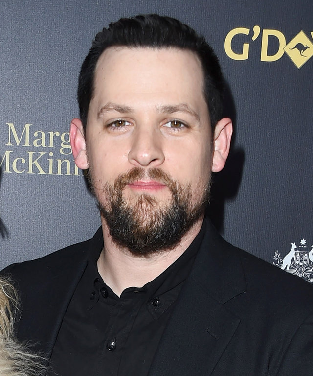 Joel Madden arrives at the 2016 G'Day Los Angeles Gala at Vibiana on January 28, 2016 in Los Angeles, California.