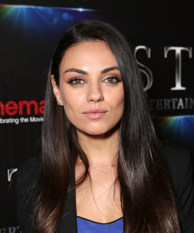 Actress Mila Kunis attends CinemaCon 2016 The State of the Industry.