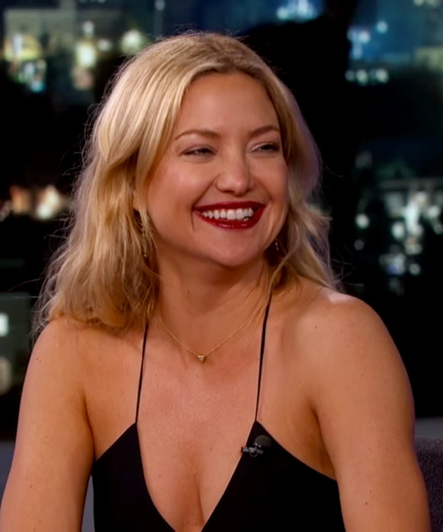 Kate Hudson - Jimmy Kimmel