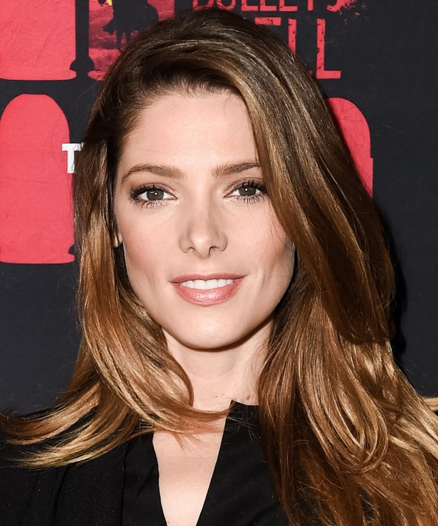 Actress Ashley Greene attends the launch of '6 Bullets to Hell.'