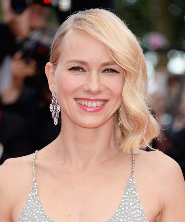 """CANNES, FRANCE - MAY 12: Australian actress Naomi Watts attends the """"Money Monster"""" premiere during the 69th annual Cannes Film Festival at the Palais des Festivals on May 12, 2016 in Cannes, France. (Photo by Dominique Charriau/WireImage)"""