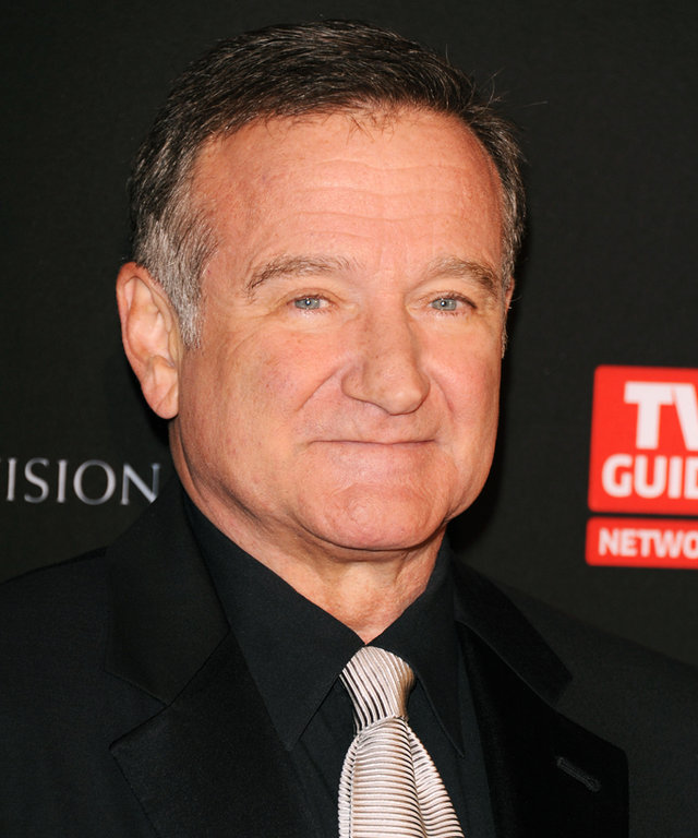 BEVERLY HILLS, CA - NOVEMBER 30: Robin Williams attends the 2011 BAFTA Britannia Awards at The Beverly Hilton hotel on November 30, 2011 in Beverly Hills, California. (Photo by JB Lacroix/WireImage)