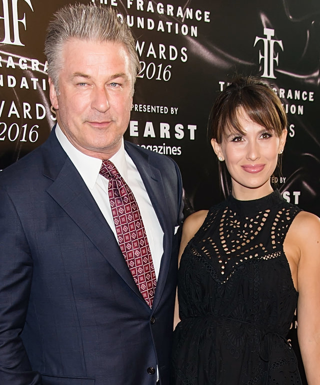 Alec Baldwin and wife Hilaria Thomas Baldwin