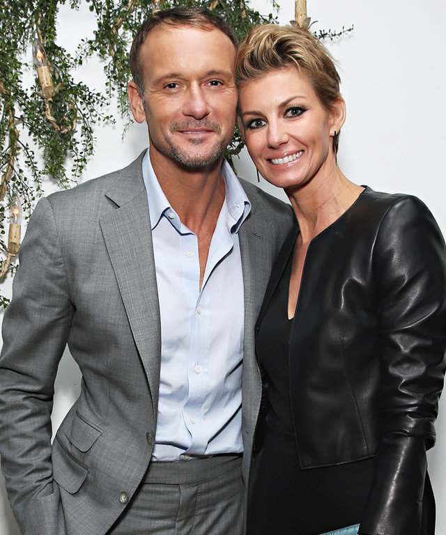 NEW YORK, NY - APRIL 19:  Tim McGraw and Faith Hill attend the 2015 Tribeca Film Festival After Party for 'Dixieland' at SushiSamba 7 on April 19, 2015 in New York City.  (Photo by Cindy Ord/Getty Images for 2015 Tribeca Film Festival)