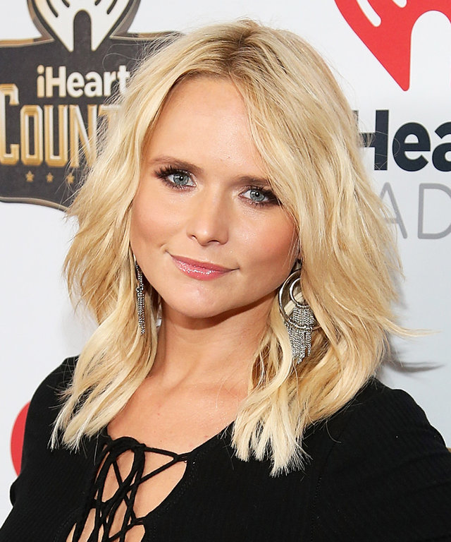 AUSTIN, TEXAS - APRIL 30:  Miranda Lambert attends the 2016 iHeartCountry Festival at The Frank Erwin Center on April 30, 2016 in Austin, Texas.  (Photo by Gary Miller/Getty Images)