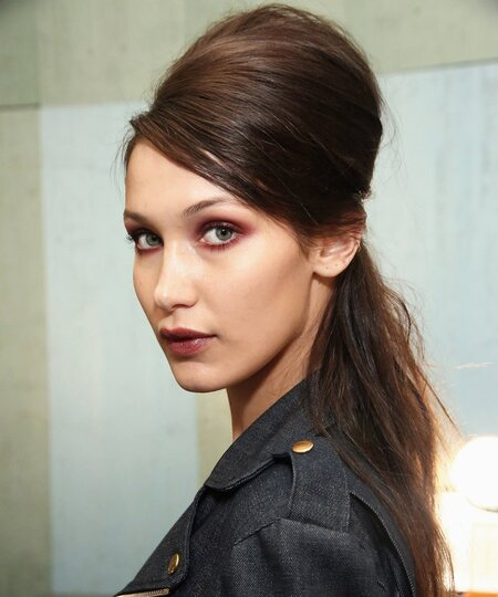 cdce294d54e Bella Hadid. 2016 Getty Images. 2016 Getty Images