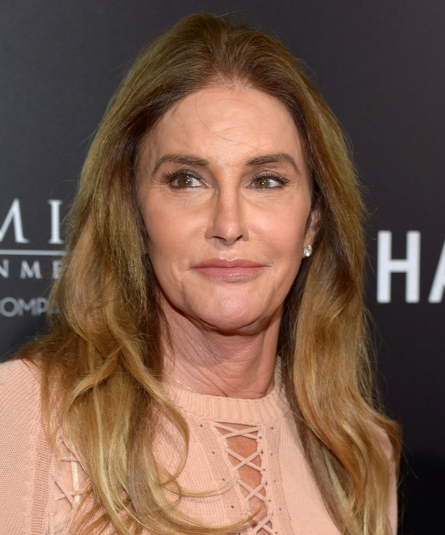 "BEVERLY HILLS, CA - OCTOBER 24: Caitlyn Jenner attends the screening of Summit Entertainment's ""Hacksaw Ridge"" at Samuel Goldwyn Theater on October 24, 2016 in Beverly Hills, California. (Photo by Matt Winkelmeyer/Getty Images)"