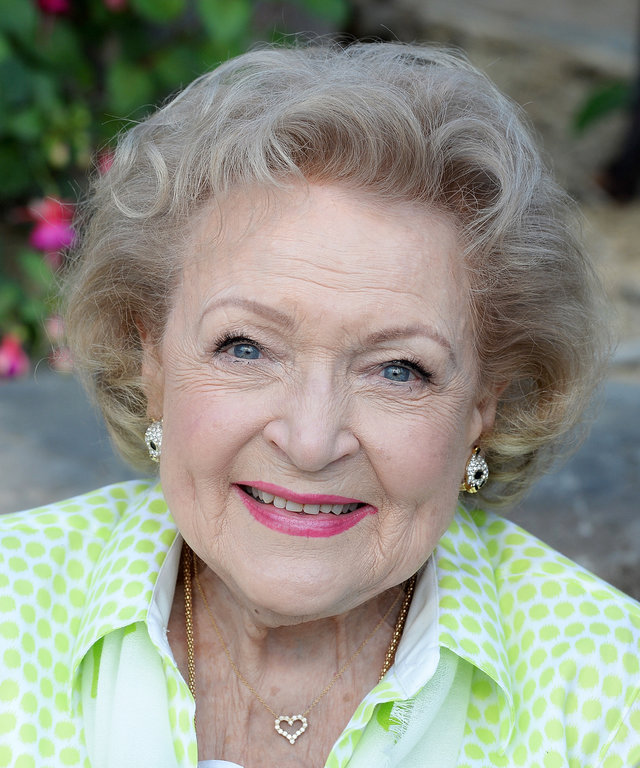 Actress Betty White attends the Greater Los Angeles Zoo Association's 44th Annual Beastly Ball at Los Angeles Zoo on June 14, 2014 in Los Angeles, California.