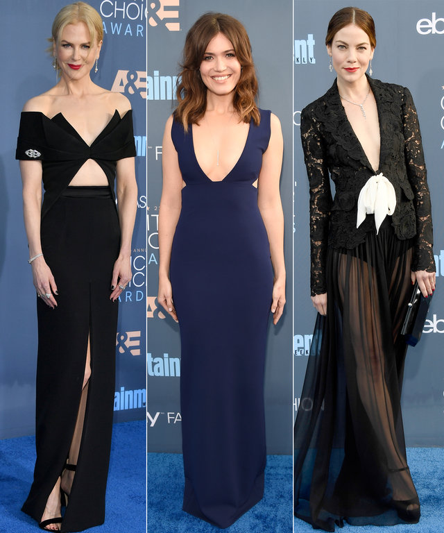Nicole Kidman, Mandy Moore and Michelle Monaghan
