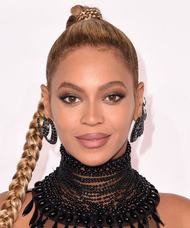 Mandatory Credit: Photo by Stephen Lovekin/REX/Shutterstock (6323743k) Beyonce Knowles 'Tidal X 10/15' concert at the Barclays Center, New York, USA - 15 Oct 2016