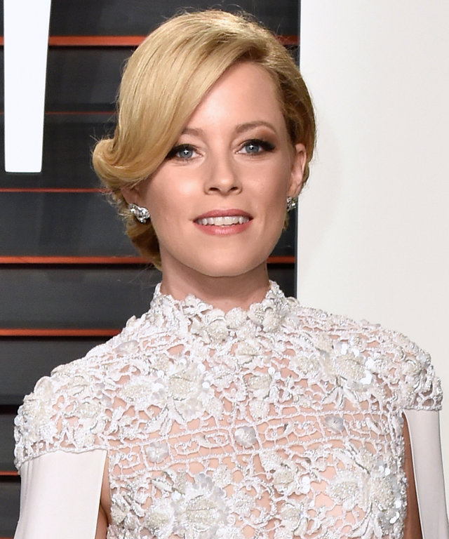 BEVERLY HILLS, CA - FEBRUARY 28:  Actress Elizabeth Banks attends the 2016 Vanity Fair Oscar Party Hosted By Graydon Carter at the Wallis Annenberg Center for the Performing Arts on February 28, 2016 in Beverly Hills, California.  (Photo by Pascal Le Segr