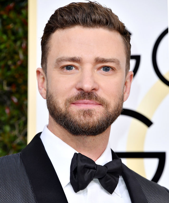 BEVERLY HILLS, CA - JANUARY 08: Singer Justin Timberlake attends the 74th Annual Golden Globe Awards at The Beverly Hilton Hotel on January 8, 2017 in Beverly Hills, California. (Photo by Steve Granitz/WireImage)
