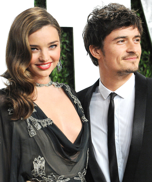 Orlando Bloom Miranda Kerr Son