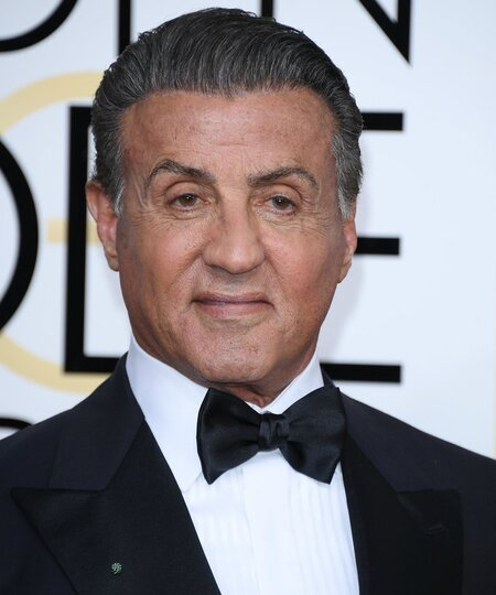 560be887 Sylvester Stallone   InStyle.com